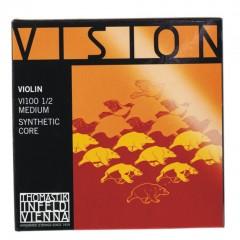 비젼 VISION 바이올린 줄 세트 VI100 1/2